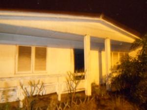 Casa abandonada en Los Hoyos