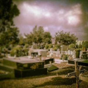 Cementerio de San Lázaro
