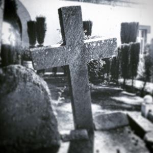 Tumba Interior cementerio Santa Brígida.