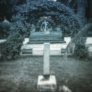 Interior cementerio Tafira