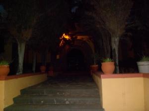 Cementerio de Santa Brígida. Gran Canaria.