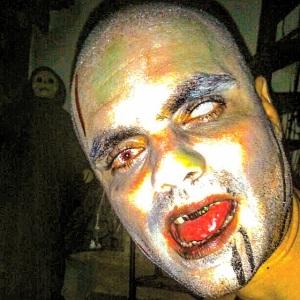 Foto de maquillaje zombie