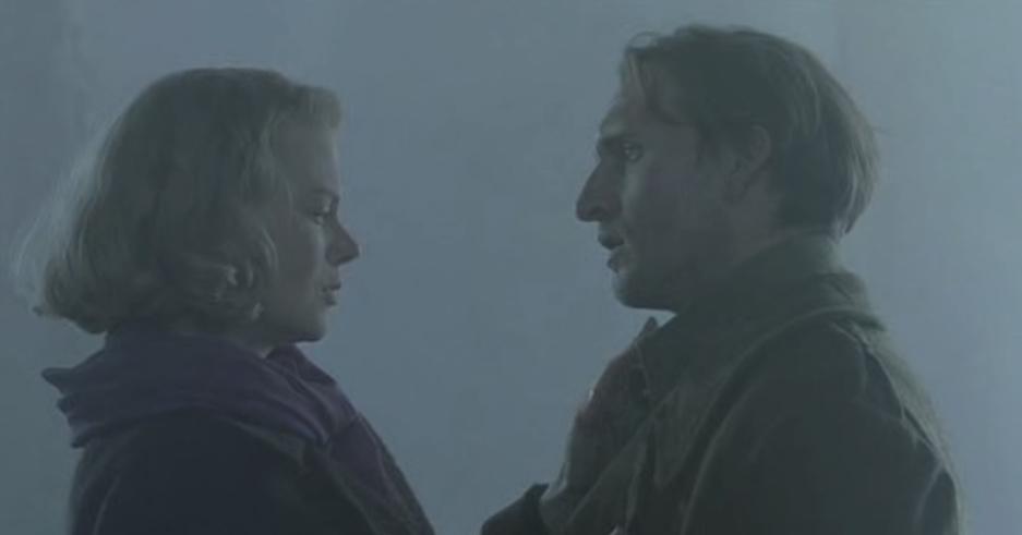 Grace y Charles en Los Otros
