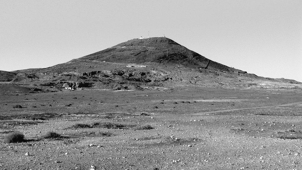 Montaña Arinaga