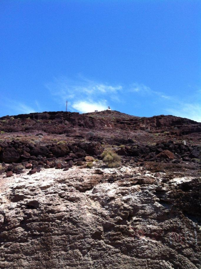 Montaña de Arinaga