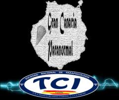 Logo Gran Canaria Paranormal TCI